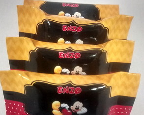 Balinhas Personalizadas do Mickey