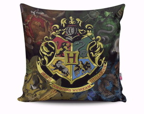 Almofada Hogwarts Harry Potter