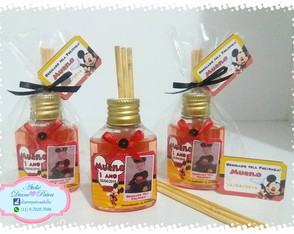 Mini Aromatizador Minnie Mickey