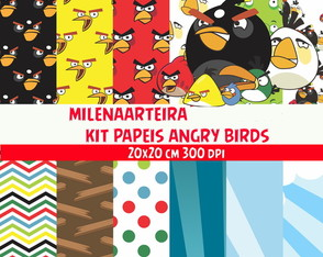 kit digital angrybirds