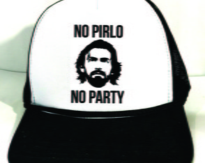 Boné Trucker NO PIRLO NO PARTY