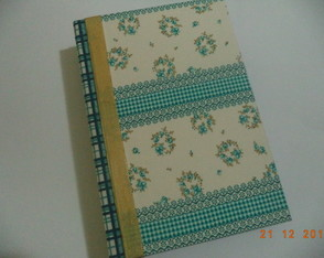 Caderno Costura Diamond X