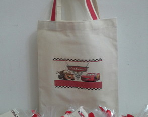 eco Bag Carros Disney
