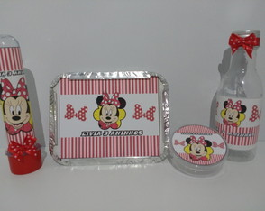 KIT FESTA MINNIE!!!