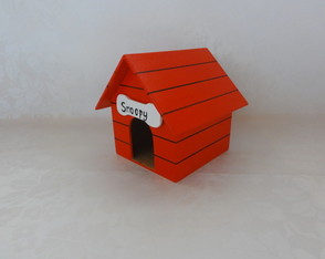 Casinha do Snoopy M