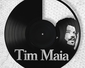 Tim Maia - LP decorativo