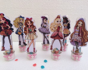Tubetes Ever After High
