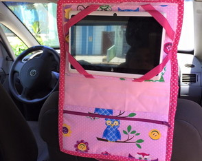 Porta Tablet e ou Ipad para carro