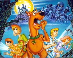 Painel Scoobydoo