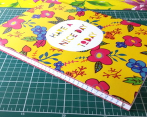"Caderno Universitário ""Have a nice day"""