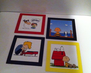 Quadro Decorativo Snoopy tipo 2