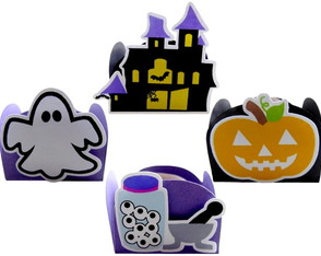 Kit Forminhas Halloween 2