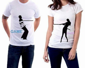 KIT Camisa Game Over