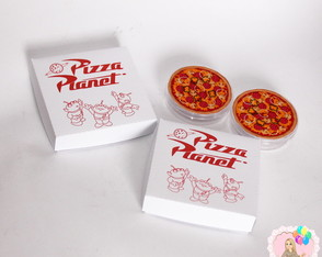 Planet Pizza Toy Story