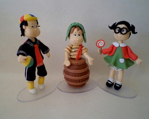 turma chaves biscuit