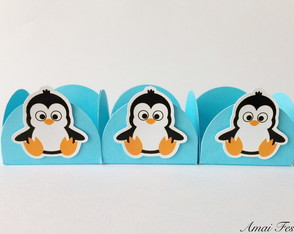 Forminhas - Pinguins