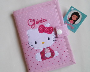 Porta documentos -Hello Kitty