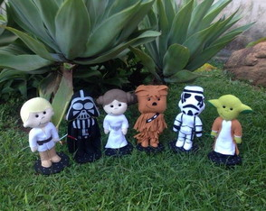 Personagens Star Wars