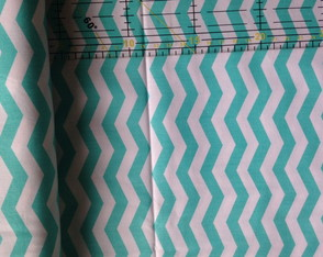 Chevron Tiffany