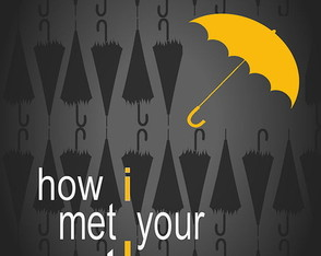 """Poster HOW I MET YOUR MOTHER"""