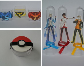 Kit festa Pokemon Go