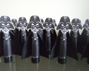 Tubete Darth Vader-Star Wars