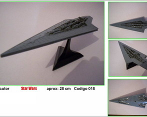 Nave Executor Imperial - Star Wars