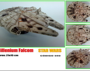 Nave Millenium Falcon - Star Wars