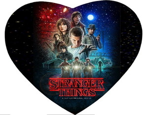 Mouse Pad Stranger Things