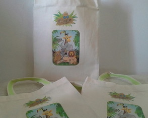 Eco bag Safari