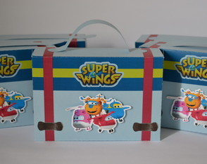 Maleta Super Wings