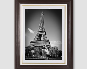 Quadro Torre Eiffel Paris Decor Sala F98
