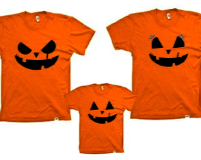 Kit Camisetas para Halloween 2