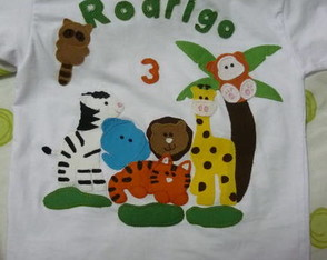 camiseta-infantil-safari