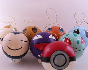 Bolas do Pokemon