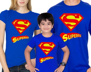 Kit 3 camisetas Superman