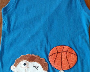 Camiseta Infantil menino Patch Aplique