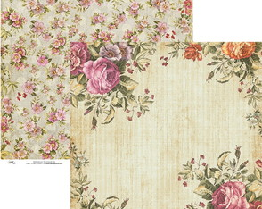 Papel Lady Vintage Rose