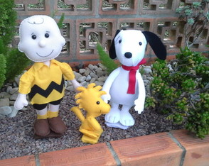 Kit Charlie Brown, Snoopy e Woodstock