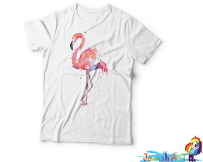 Camiseta Flamingo