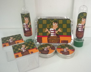 Kit personalizado chaves