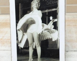 MINI QUADRO MARILYN