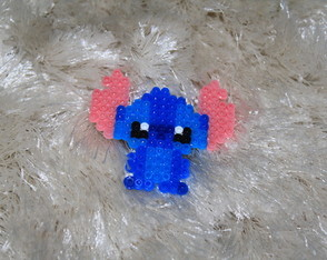 Stitch :: Ímã :: Hama Beads