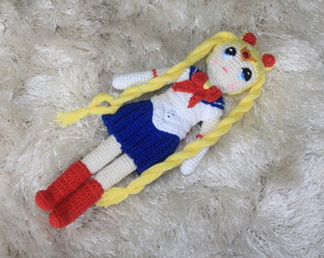 Sailor Moon :: Amigurumi