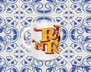 CANECA ROCK'N ROLL MUPPETS - ANIMAL