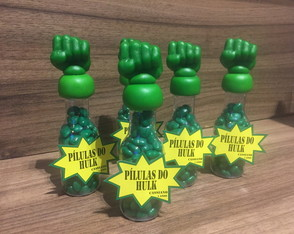 Pílulas do Hulk