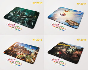 Mouse Pad Bioshock 1 2 Infinite Games