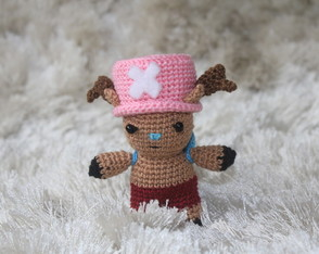 Tony Tony Chopper :: Amigurumi
