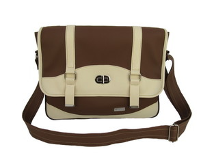 Messenger Bag Caramelo