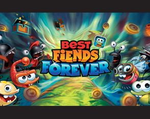 Poster Best Fiends - A3